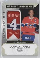 Jean Beliveau #/99