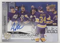 (Feb. 2, 2021) - Kings Rookie Arthur Kaliyev Scores First NHL Goal in Debut