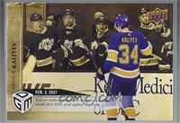 February - (Feb. 2, 2021) - Kings Rookie Arthur Kaliyev Scores First NHL Goal i…