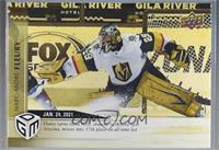 January - (Jan. 24, 2021) - Marc-Andre Fleury Moves Into 17th Place on All-Time…