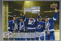Playoffs - (Jul. 7, 2021) – Stanley Cup Final Game 5 - Tampa Bay Earns Second C…
