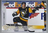 February - (Feb. 14, 2021) - Empty-Netter Makes Sidney Crosby All-Time Points L…