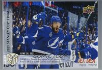 Playoffs - (Jun. 28, 2021) – Stanley Cup Finals Game 1 - Tampa Bay Opens 2021 S…
