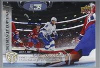 Playoffs - (Jul. 2, 2021) – Stanley Cup Finals Game 3 - Tyler Johnson Tallies T…