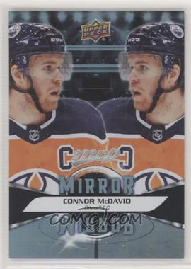 2020-21 Upper Deck MVP - Mirror Mirror #MM-1 - Connor McDavid