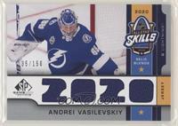 Andrei Vasilevskiy #/150