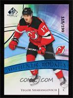Authentic Rookies - Yegor Sharangovich #/199