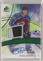 Authentic Rookies - Shane Bowers #/35