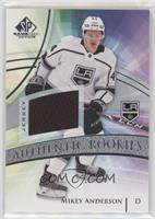 Authentic Rookies - Mikey Anderson