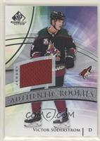 Authentic Rookies - Victor Soderstrom