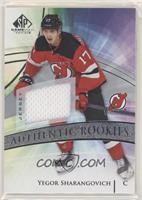 Authentic Rookies - Yegor Sharangovich