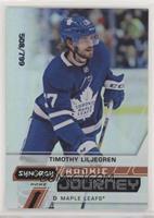 Timothy Liljegren #/799