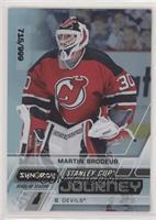 Martin Brodeur #/999