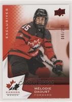 Women's WC - Melodie Daoust #/250