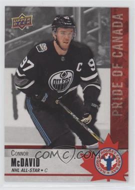 2020 Upper Deck National Hockey Card Day - Canada #CAN-8 - Connor McDavid