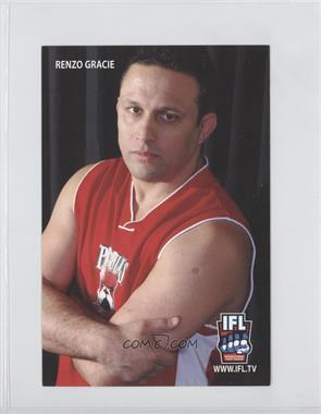 2005-06 360 Entertainment IFL Promos - [Base] #NoN - Renzo Gracie