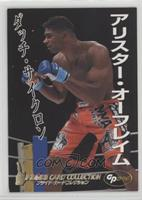 Alistair Overeem [Noted]