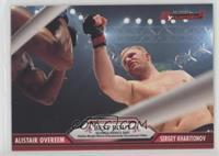 Alistair Overeem vs Sergey Kharitonov