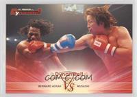 Bernard Ackah vs Musashi