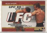 Sean Sherk #/199