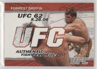 Forrest Griffin [EX to NM]