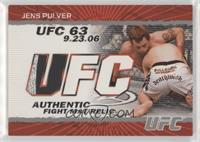Jens Pulver [EX to NM]