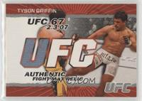 Tyson Griffin [Noted]