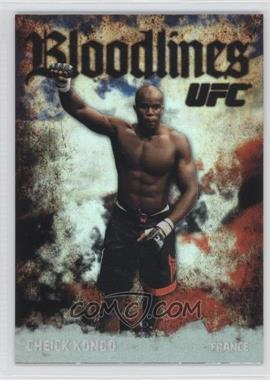 2009 Topps UFC - Bloodlines #BL-12 - Cheick Kongo