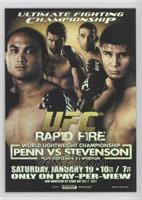 UFC80 (B.J. Penn, Joe Stevenson)
