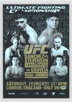 Diego Sanchez, Joe Stevenson