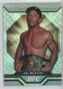 2009 Topps UFC - Octagon of Honor #OOH-8 - Pat Miletich /88
