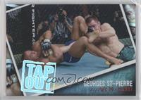 Georges St-Pierre #/1