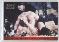 Mark Coleman vs Moti Horenstein