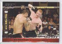 Ed Herman vs Kendall Grove /288