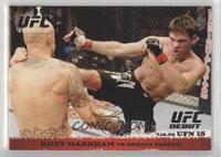 Rory Markham vs Brodie Farber /288