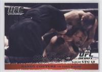Randy Couture vs Tony Halme