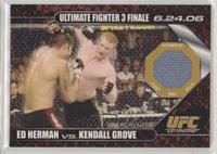 Ed Herman vs Kendall Grove /88