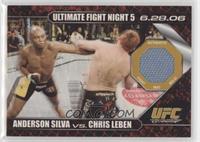 Anderson Silva vs Chris Leben #/88