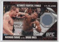 Rashad Evans vs Brad Imes