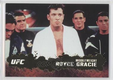 2009 Topps UFC Round 2 - [Base] - Gold #1 - Royce Gracie