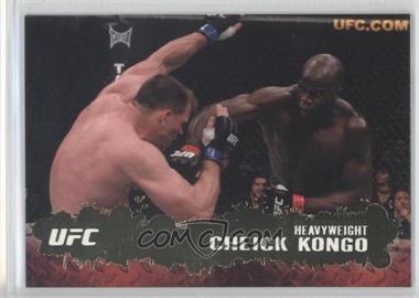 2009 Topps UFC Round 2 - [Base] - Gold #15 - Cheick Kongo