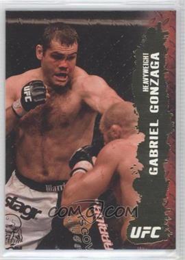 2009 Topps UFC Round 2 - [Base] - Gold #92 - Gabriel Gonzaga