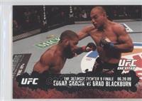 Edgar Garcia vs Brad Blackburn /188