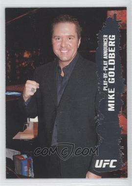 2009 Topps UFC Round 2 - [Base] #145 - Mike Goldberg