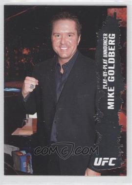 2009 Topps UFC Round 2 - [Base] #145 - Mike Goldberg
