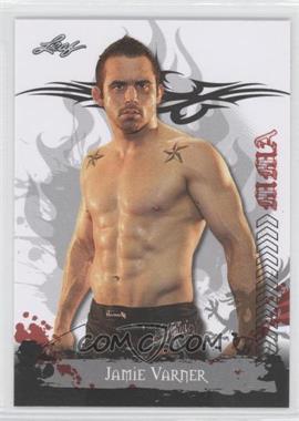 2010 Leaf MMA - [Base] #18 - Jamie Varner