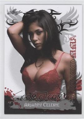 2010 Leaf MMA - [Base] #95 - Arianny Celeste