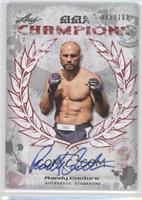 Randy Couture /100