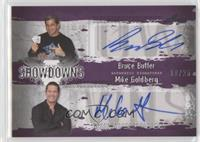 Bruce Buffer, Mike Goldberg /25