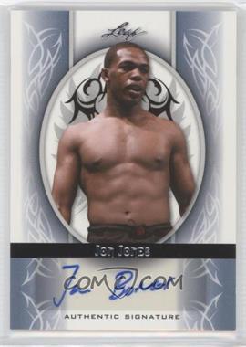 2010 Leaf MMA Promotional - Autographs #AU-JJ1 - Jon Jones